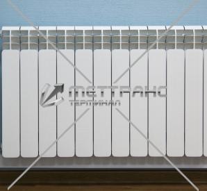 Радиатор биметаллический в Ташкенте
