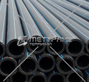 Труба полиэтиленовая ПЭ 63 мм в Ташкенте