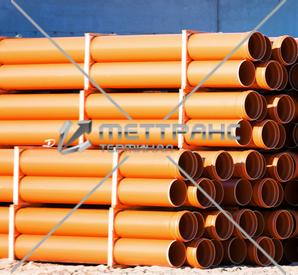 Труба ПВХ НПВХ 200 мм в Ташкенте
