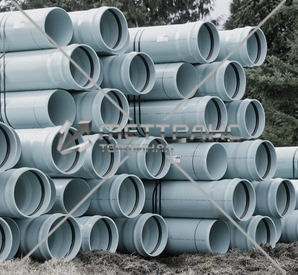 Труба канализационная 300 мм в Ташкенте